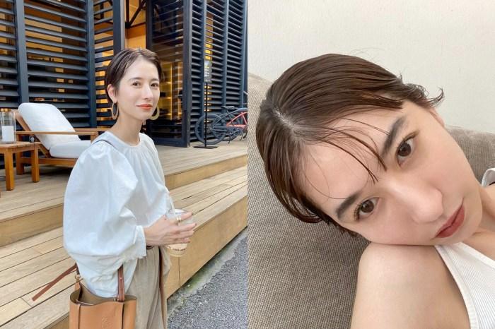沒修雜毛也不怕近看,松本惠奈的「自然系眉毛」讓人越看越入迷!
