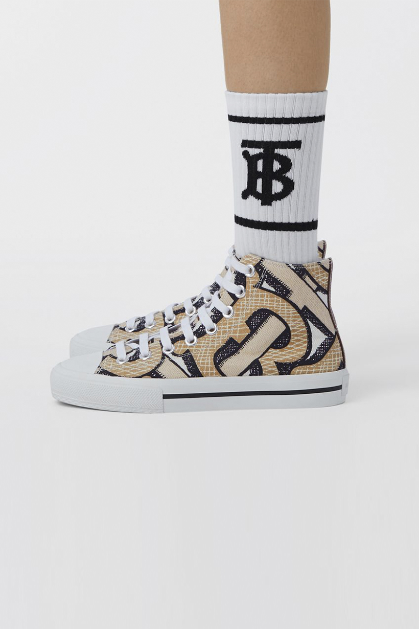 Burberry TB Summer Monogram 2020 collection