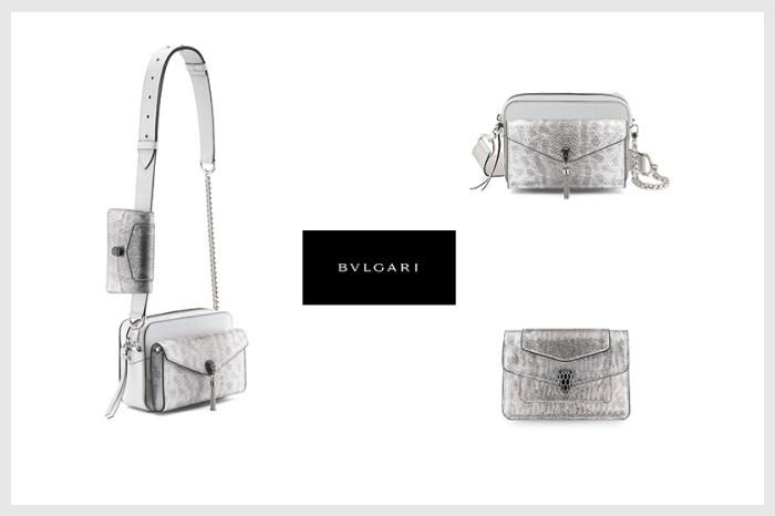 如何駕馭?品味夠強就選它,BVLGARI 全新手袋竟有 7 種背法!