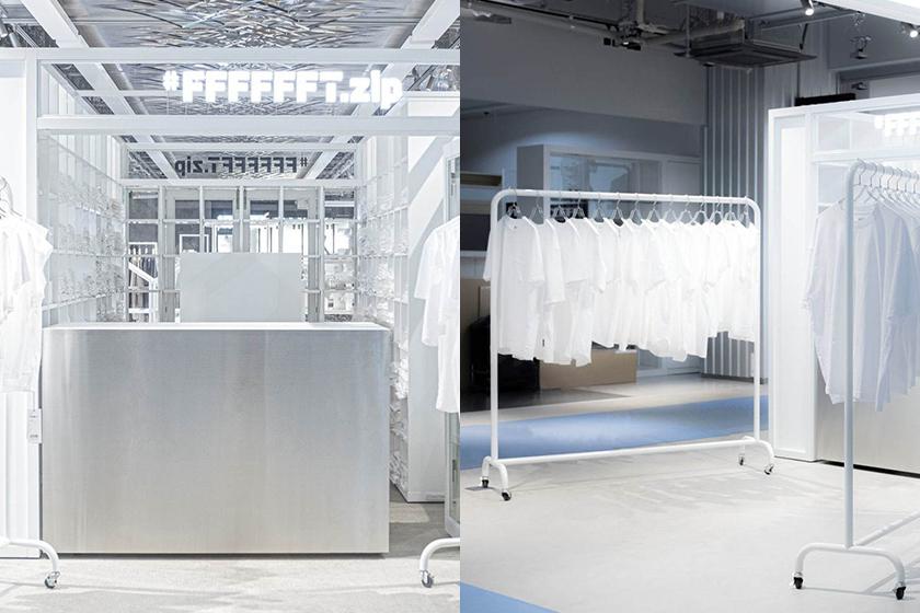 white t-shirt Japan brand Tokyo #FFFFFFT