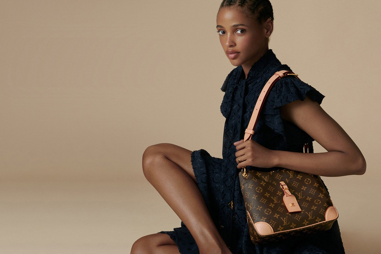 Louis vuitton re releases odeon bag handbags