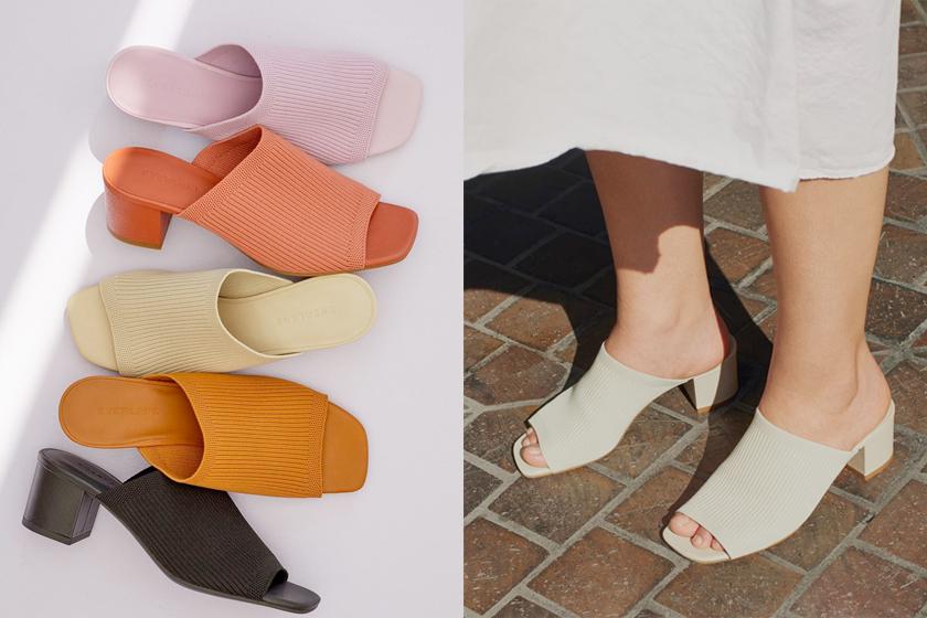 everlane glove mule 2020 summer sandals