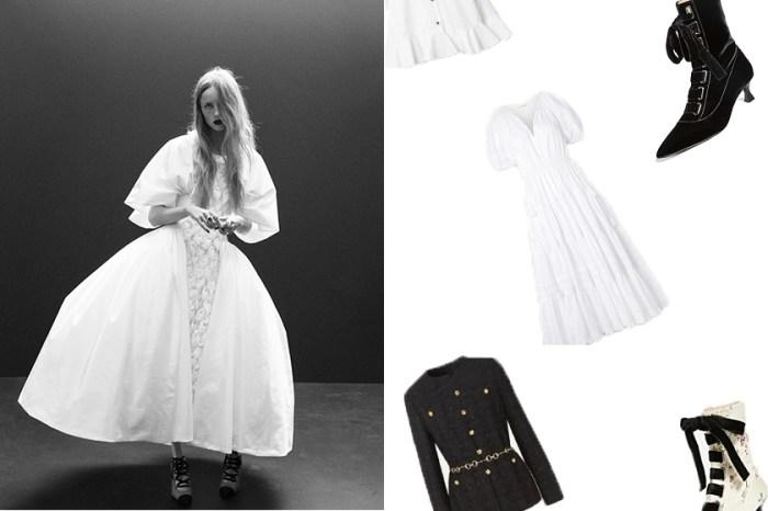 從 Chanel 高訂系列找靈感,鎖定 5+ 高級平價的時髦趨勢!