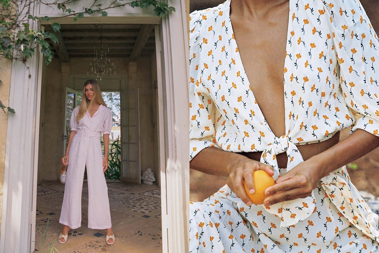 Faithfull the Brand fashion trends