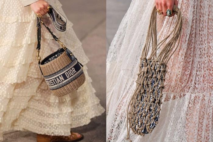 近賞 Dior 2021 早春手袋,預測這一款將會在上架後火速售罄!