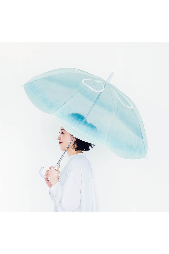 Felissimo Jellyfish Umbrella