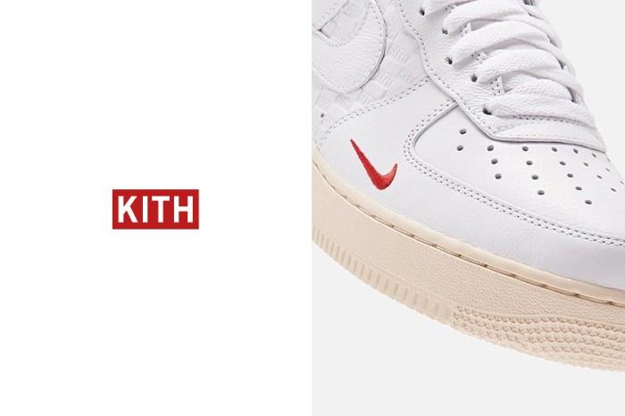 又一雙話題之作:KITH x Nike 最新聯乘波鞋,發售日期正式公開!