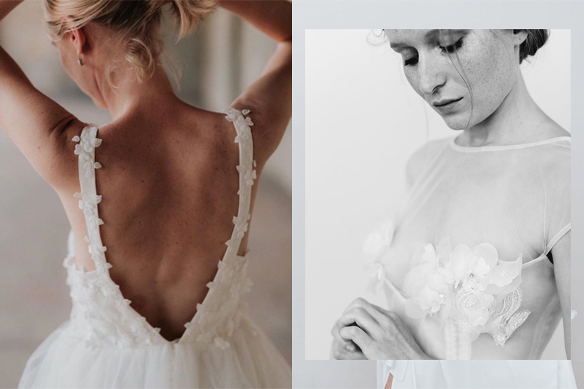 french bridal wedding trends