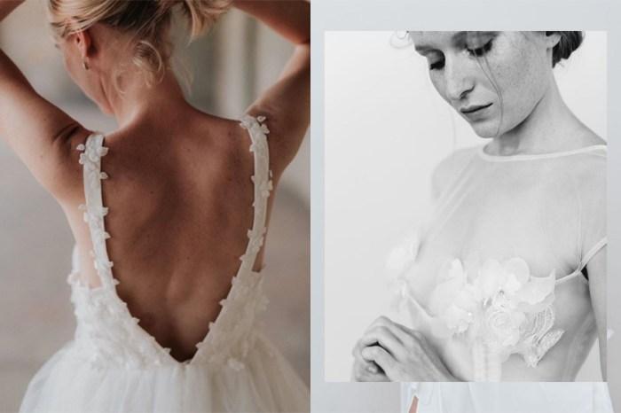 法國女生的婚禮筆記:5 個重點替新娘們打造出 Parisian Chic 婚紗造型!