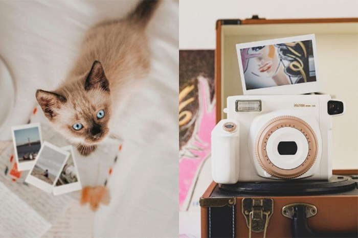 簡約奢華感:Fujifilm instax 這部奶油 x 奶茶色即影即有,是女生的心頭好!