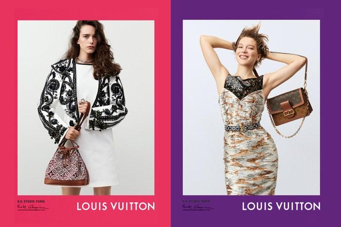 Louis Vuitton 釋出 2020 秋冬系列廣告硬照!看看哪一款手袋最亮眼