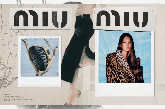 Gigi Hadid 這次不是當模特,而是負責為 Miu Miu 拍攝後台點滴!