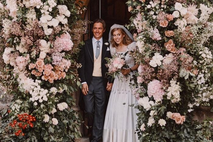 穿上 58 年前英女王復古禮服!為何英國碧翠絲公主婚禮獲得讚賞?