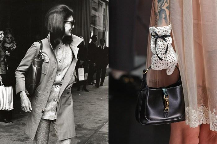 名牌保值之選:Gucci 的經典 Jackie Bag,二手銷量激增 631%!