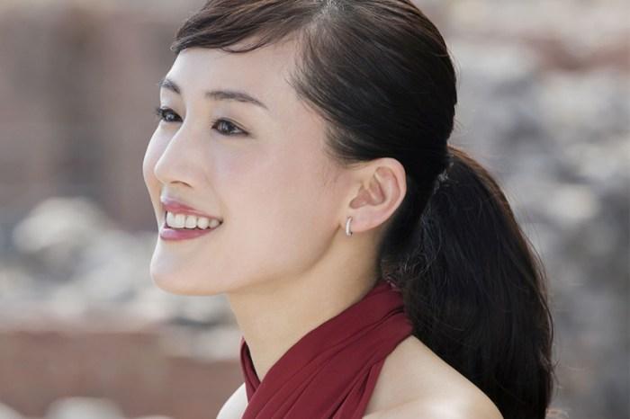 名花有主?國民女神綾瀨遙戀情被爆,對象是韓國花美男演員!