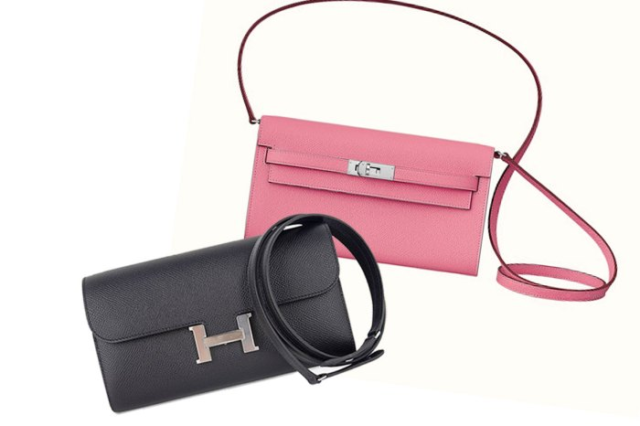 千呼萬喚才推出!Hermès 兩款 Wallet on Chain,設計經典又實用