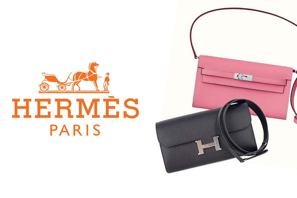 Hermès Constance Long To Go & Kelly To Go Wallet
