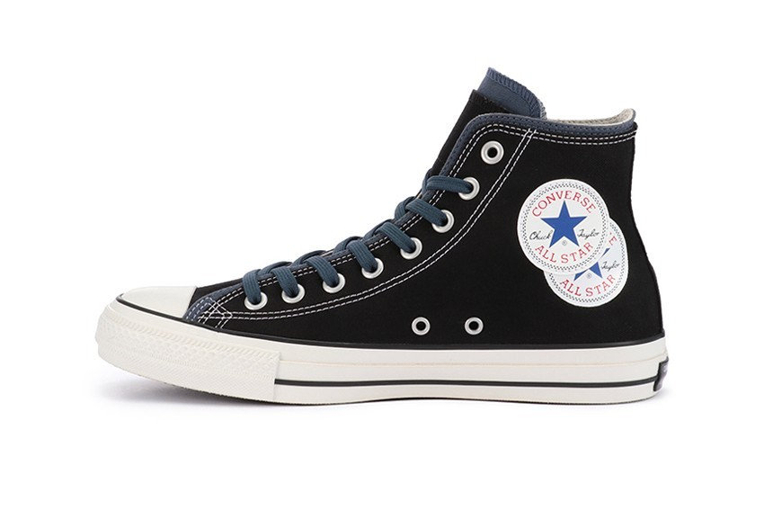 converse Japan all star 100 doubleparts hi sneakers release