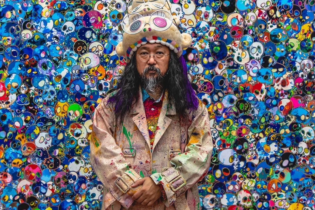 Japanese artist Takashi Murakami Kaikai Kiki bankruptcy