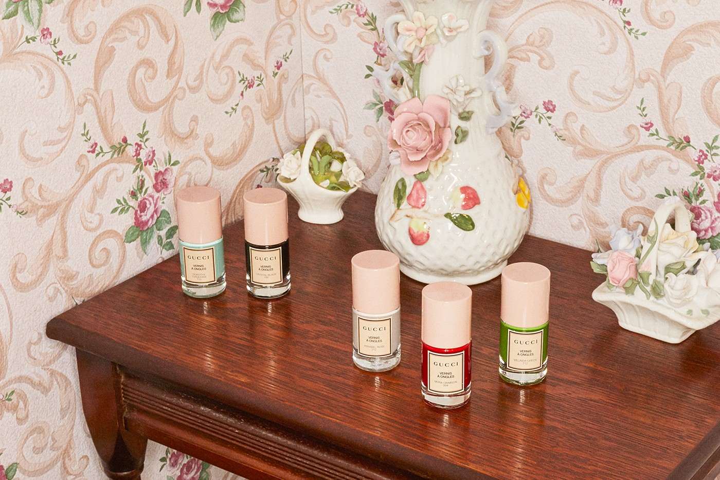 gucci beauty summer collection nail polish makeup release alessandro michele