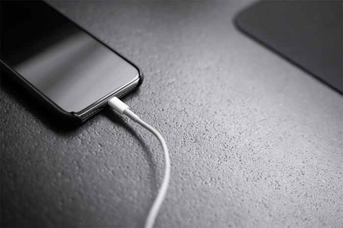 Apple iPhone 12 全新充電線曝光,還有黑白雙色選擇!