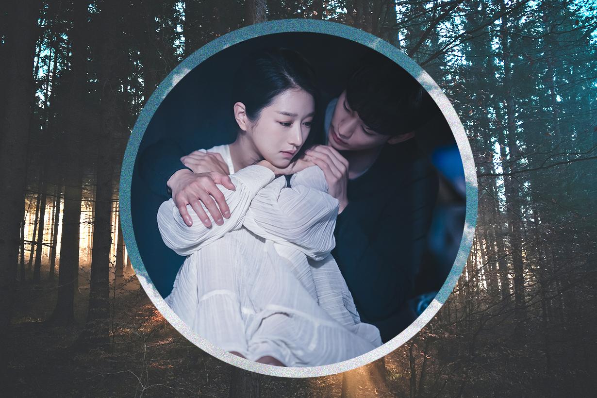 It's okay to not be okay Kim Soo Hyun Seo Yea Ji Netflix tvN Drama Korean Drama Fairy Tale Grimms Märchen Grimms' Fairy Tales