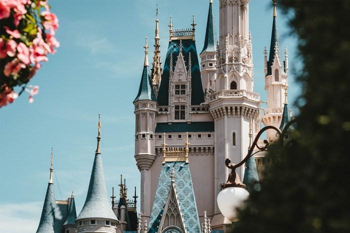網絡瘋傳:充滿歡樂的東京迪士尼樂園,竟然藏著帶著恐怖氣氛的一處!