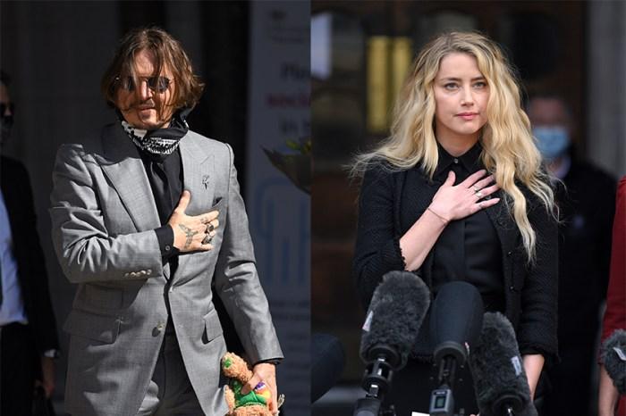 最後一次上庭,Johnny Depp 這個貼心行為引來在場人士為佢歡呼!