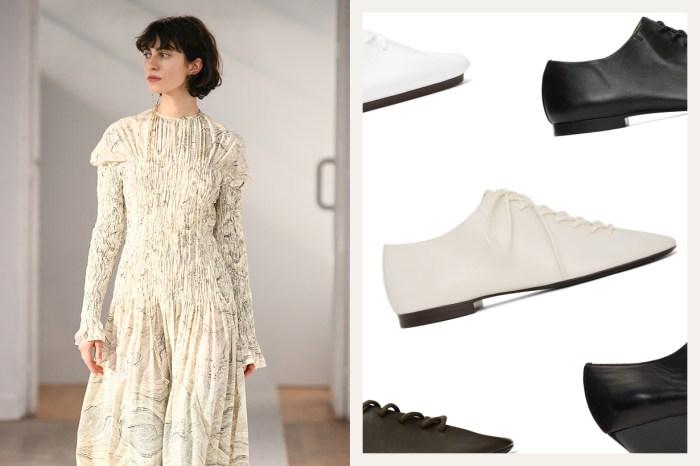 用一雙鞋增添文藝氣質:學院風當道,鞋櫃要預留位置給 Lemaire!