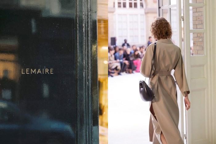 地圖上不再只有唯一店舖:Lemaire 宣布拓點亞洲 2 個國家,同時設立配件專門店!
