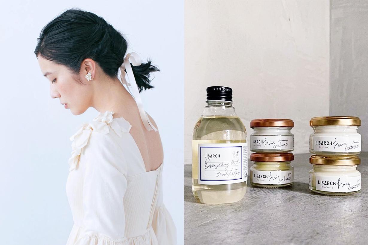 Lisarch Hair Products Hair Care Shampoo Hair Styling Hair Cream Hair Wax Japanese Brands