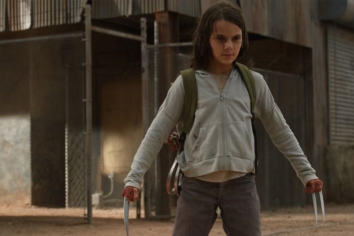 空靈感盡失?《Logan》中備受矚目的她,長大後被指變了樣…