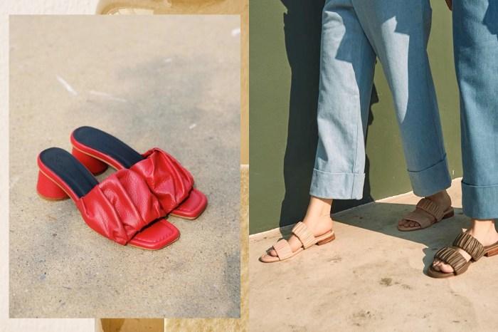 因為是夏天,怎麼能錯過泰國:認識專賣涼鞋的小眾品牌 Make a move!