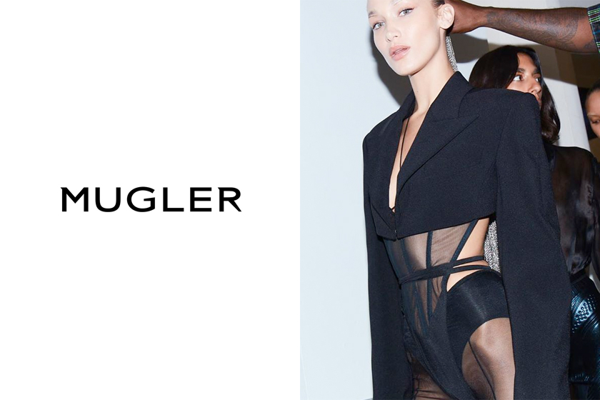 Mugler see now buy now next season 2020