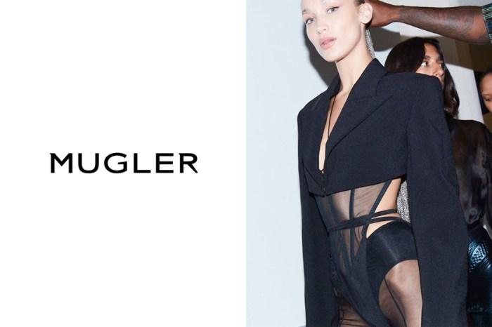 正當時裝界想將腳步暫緩,Mugler 決定推出 See-Now-Buy-Now!