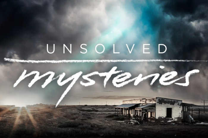 Netflix 全新紀錄片《未解之謎》,讓你跟團隊一同解開全球各種懸案!