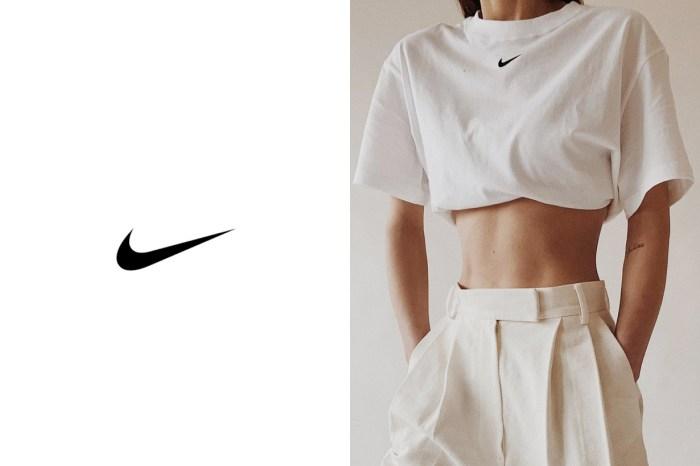 小勾勾更可愛:香港&台灣也買得到這件 Nike Tee,而且有更多顏色可以挑選!