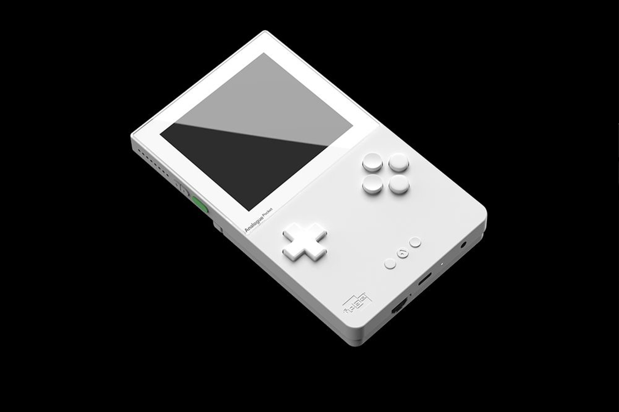 nintendo game boy redesign analogue pocket