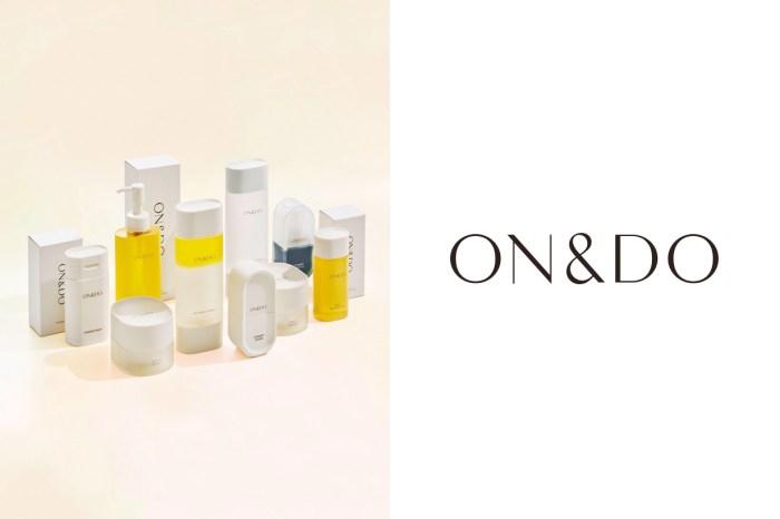 美容滾輪 Refa 新姐妹品牌:主打溫肌日本護膚品 ON&DO 誕生,連包裝都是滿分質感!