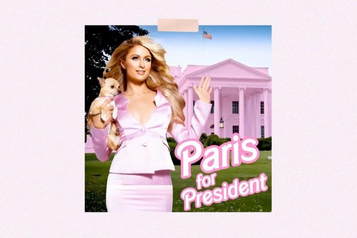 The Pink Lady:Paris Hilton 在 IG 上宣布競選?「Rihanna 會是一個很棒的副總統」