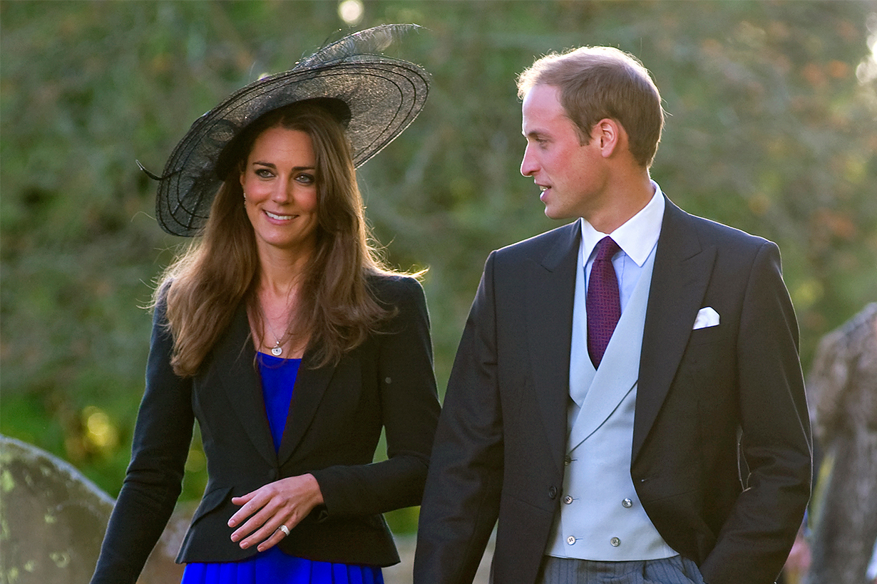 prince william first gift to kate middleton