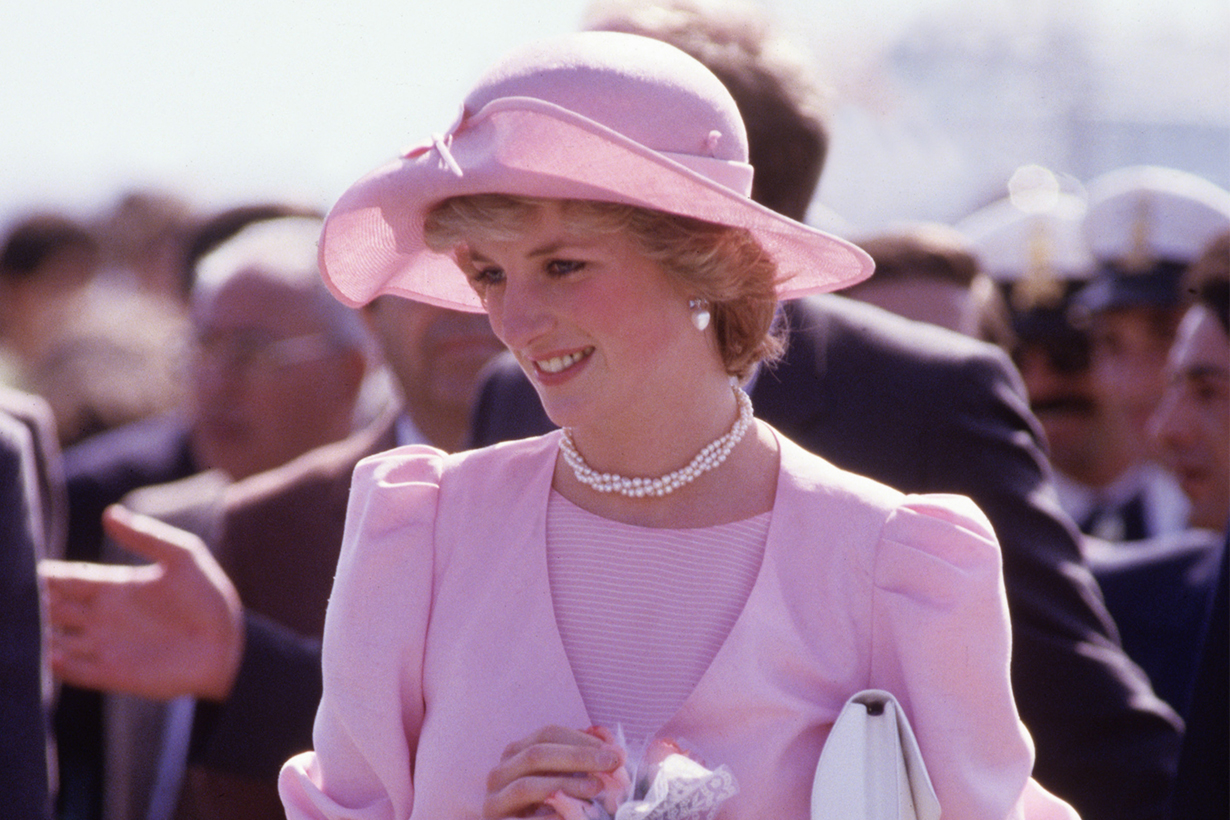 Princess Diana Greeted Royal Fans on Her Last Birthday