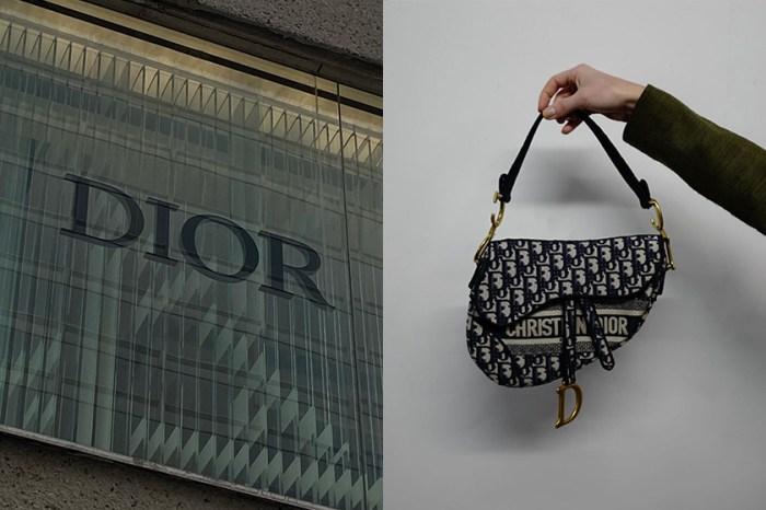 手袋齊漲:Dior 宣佈調漲價格,僅有這款 Saddle Bag 售價不變!