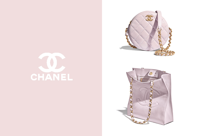 Chanel cruise 2021 bags small leather goods handbags