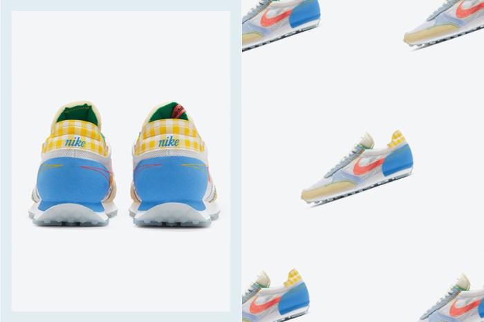 抨擊少女心:Nike 人氣波鞋推新版,光屁股配色就已惹人心動!