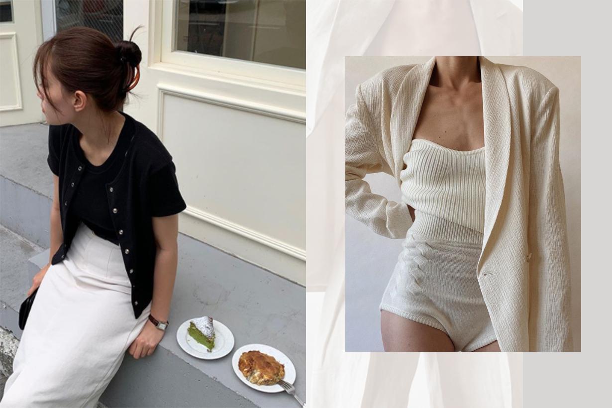 Ribbed Clothing Expensive-Looking Wardrobe Basics