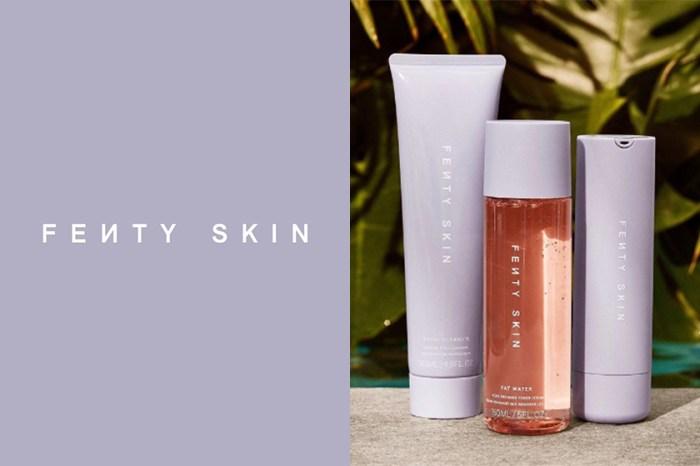 Fenty Skin 首批產品終於出爐!簡單 3 步告訴你打造完美肌膚的重點!
