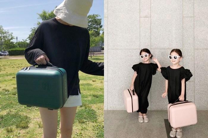 韓國女生的夏日夢幻逸品:Starbucks 推出的限量手提行李箱,「連黃牛都在賣」!