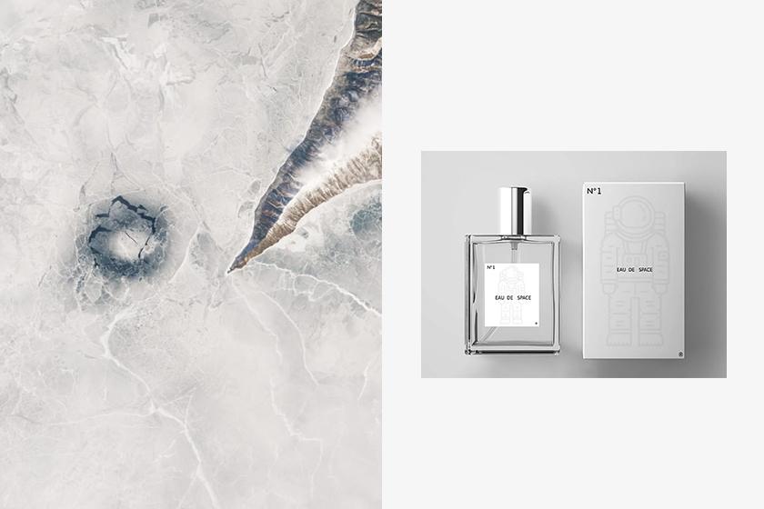 nasa eau de space fragrance kickstarter perfumes