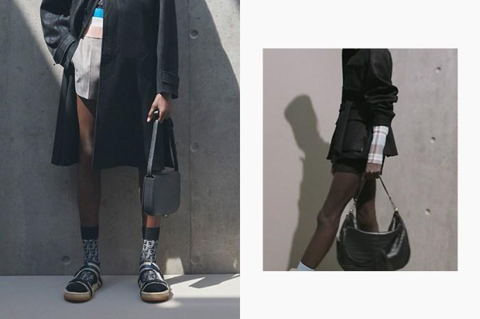 揹男包已成潮流?明明是 Dior 男士手袋系列,卻讓女生也愛不釋手!